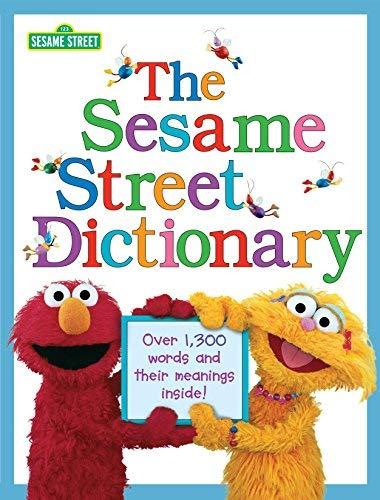 The Sesame Street Dictionary by Hayward, Linda [Random,2004] (Hardcover) ()