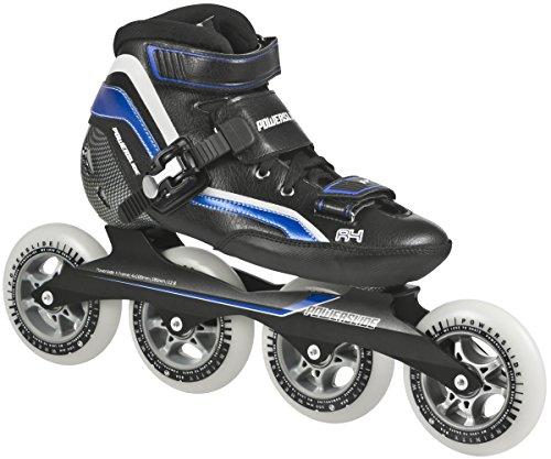 Powerslide Inline-Skate R4 II, Schwarz, 38, 904389/38