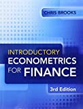 Introductory Econometrics for Finance by Chris Brooks (2014-05-02)