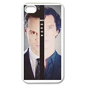 Sherlock For iPhone 4,4S Csae protection phone Case FX205603