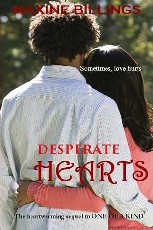 book cover of Desperate Hearts