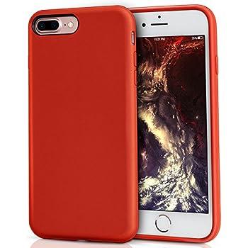 Amazon Com Torras Love Series Iphone 7 Plus Case Liquid Silicone
