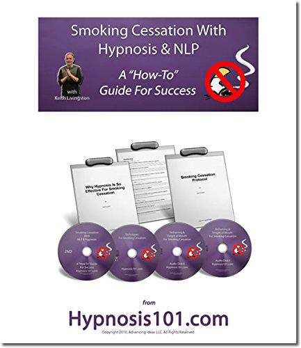 Smoking Cessation with Hypnosis & NLP (For Practitioners)