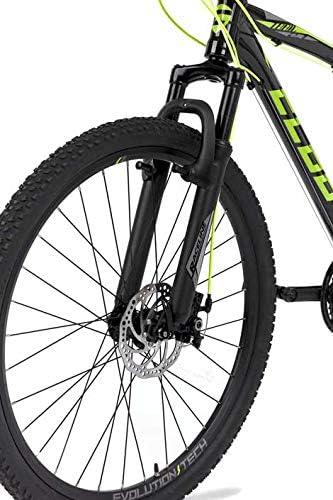 CLOOT Bicicleta montaña 27.5 Trail 2.1 Disc Shimano 21V con ...