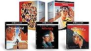 The Karate Kid: 3-Movie Collection 4K UHD
