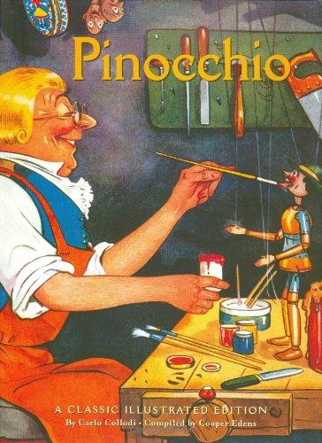 Pinocchio: A Classic Illustrated Edition