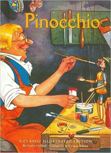 Pinocchio (A classic illustrated edition)
