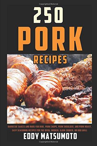 250 Recipes Pork seasoning slow cooker product image
