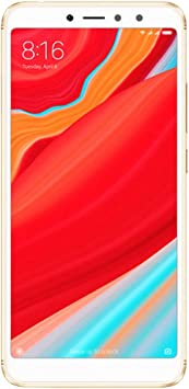 Xiaomi Redmi S2 Dual SIM 64GB 4GB RAM Gold: Xiaomi: Amazon ...