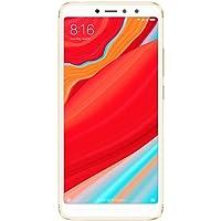 Celular Xiaomi Redmi S2 Oficial Global Edition Tela 5.99 Polegadas Dual-Camera 12/5MP + frontal 16MP (Dourado 4/64GB)