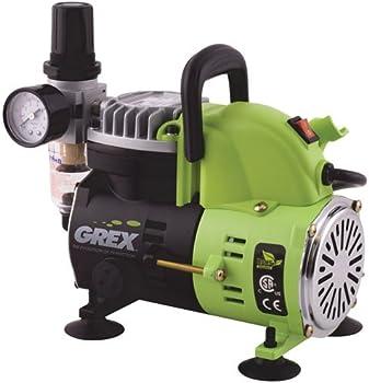 Grex AC1810-A 1/8 HP 115V Piston Air Compressor