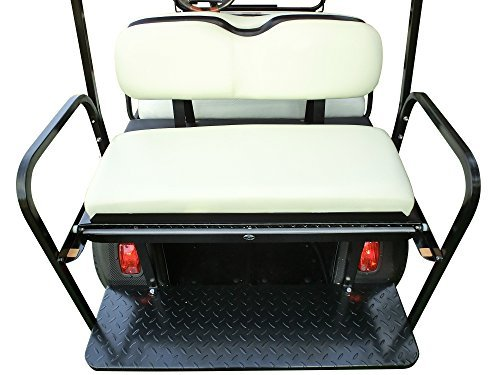 TYSE CCDS1-Rear Flip Seat Club Car DS-Buff 2000 and Up
