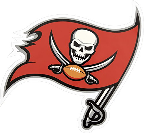 Applied Icon NFL Tampa Bay Buccaneers Pool Graphic Mat, Small