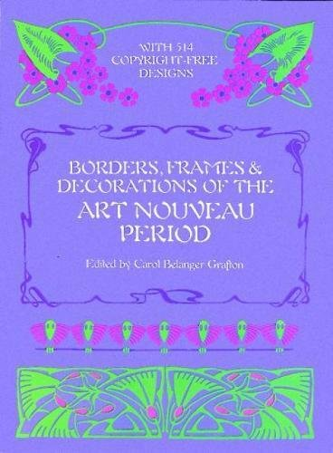 Borders Decorations Nouveau Pictorial Archive product image