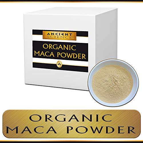 Raw Maca Powder BULK 10 LB WHOLESALE Supplier - Organic, Kosher - Raw, Vegan, Anti-Oxidizing, Gluten Free - Mix in Coffee, Chocolate, Smoothies, Cereals - Yellow Peruvian Maca Root