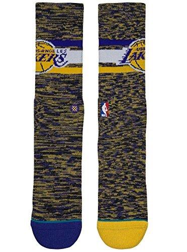 Stance Los Angeles Lakers Melange NBA Socken