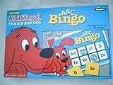 ABC Bingo, Clifford The Big Red Dog, Scholastic, Alphabet, 228 Piece Set