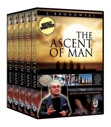 The Ascent of Man Dvd Set by Ambrose Video Publishing, Inc.