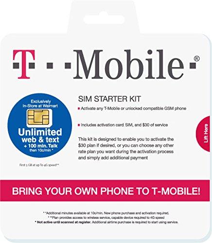 SIM prepago EEUU - 5GB datos, con velocidad 4G LTE - llamadas y mensajes de texto - válido 30 días