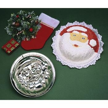 Jolly Santa Mold Case Pack 12 Home Kitchen Furniture Decor