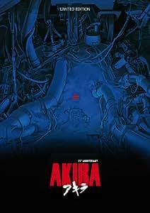 Akira 25th Anniversary Limited Edition Box (Blu-Ray+Dvd+Cd+Libro) [Italia] [Blu-ray]