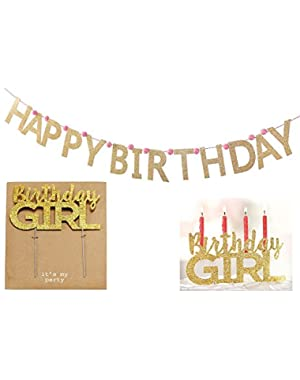 Birthday Girl Assorment