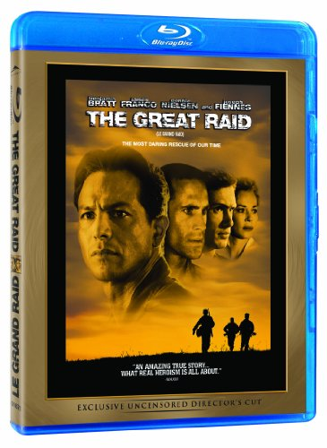 The Great Raid (Director's Cut) [Blu-ray]