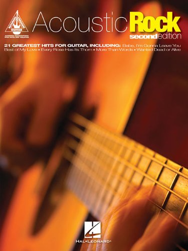 Acoustic Rock (Guitar Recorded Versions) ()