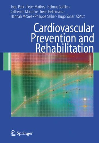 Pdf Medical Books Cardiovascular Prevention and Rehabilitation