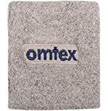 omtex Sweatband wrist band / wrist support for gym and sports activities