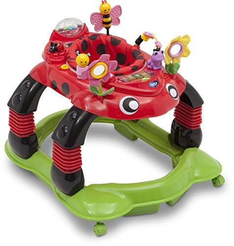 Delta Children Sadie the Activity Ladybug [並行輸入品] Children Lil' Play Station 3-in-1 Activity Walker [並行輸入品] B077QD9QF1, CLOSER:efa76cd8 --- infinnate.ro