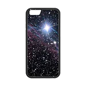 Diy Space Nebula Custom for iphone 6 Plus (5.5 inch) Black Shell Phone Cover Case LIULAOSHI(TM) [Pattern-1] by Maris's Diary