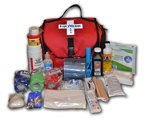 Trailering Equine First Aid Medical Kit - Small