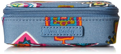 - Vera Bradley Travel Pill Case, Painted Medallions