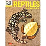 img - for The How and Why Wonder Book of Reptiles and Amphibians book / textbook / text book