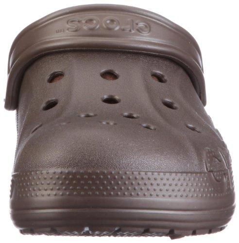 Crocs Baya Lined Unisex - Erwachsene Clogs, Braun (Espresso/Khaki), 36-37 EU (M3/W4 UK/M4W6 US)
