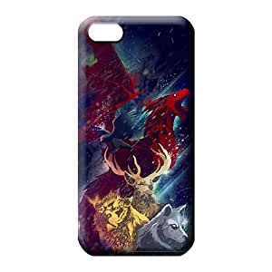 iphone 5 5s Appearance PC Fashionable Design cell phone covers game of thrones illustration