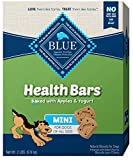 Blue Buffalo Health Bars Mini Natural Crunchy Dog ...