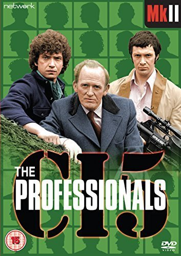 The Professionals (Series 2) - 5-DVD Box Set ( The Professionals: MkII - Series Two ) [ NON-USA FORMAT, PAL, Reg.0 Import - United Kingdom ] by Gordon Jackson ()