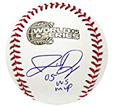 jermaine dye - Chicago White Sox Jermaine Dye Autographed 2005 World Series Baseball JSA Auth