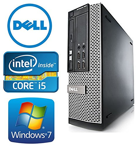 Spring Sale! Dell Optiplex 990 Desktop SFF- Intel Quad Core i5 3.1GHz, *NEW* 1TB HDD, 16GB DDR3, Windows 7 Professional 64-bit, WiFi, Refurb