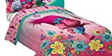 Dreamworks ML7388 Trolls Life Comforter Trolls Life Reversible Twin/Full Comforter