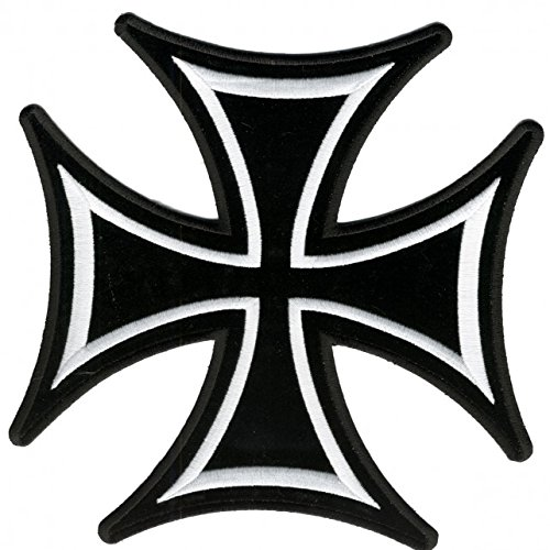 Iron Cross Biker Shirt - 2