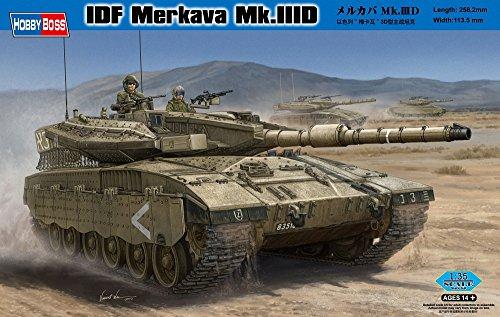 - Hobby Boss IDF Merkava Mk.IIID Vehicle Model Building Kit