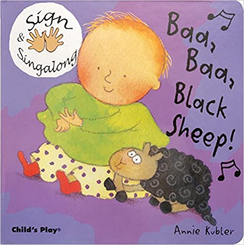Baa Baa Black Sheep! American Sign Language