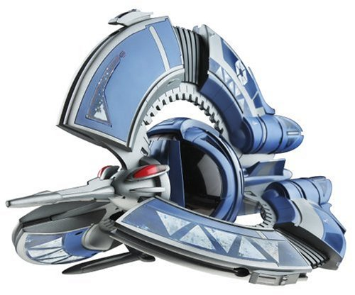 Hasbro Star Wars Starfighter Vehicle Tri-Droid Fighter ()