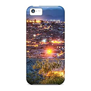NBi17479fWdj Spectacular Village Of Lijiang China At Night Hdr Durable Iphone 5c Cases