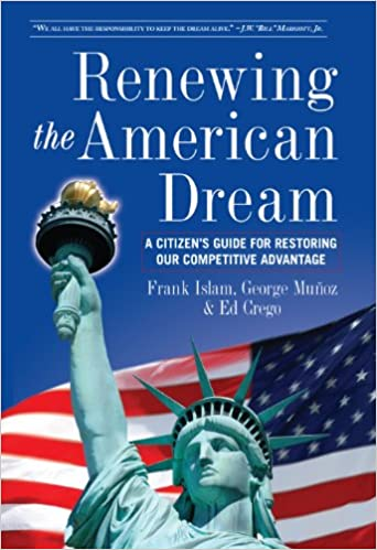 Renewing the American Dream: A Citizen's Guide for Restoring
