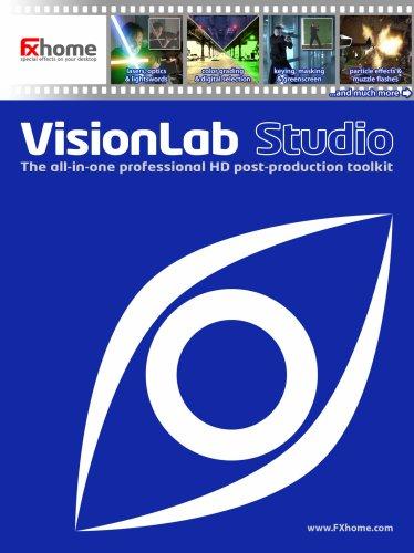 visionlab studio gratuit