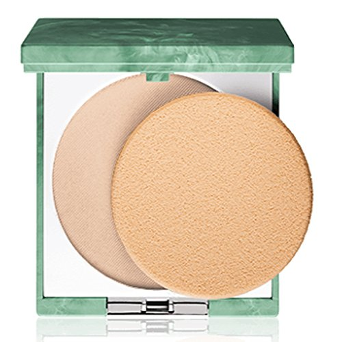 New! Clinique Superpowder Double Face Makeup, 0.35 oz/ 10.5 g, 01 Matte Ivory (VF-P) by Superpowder